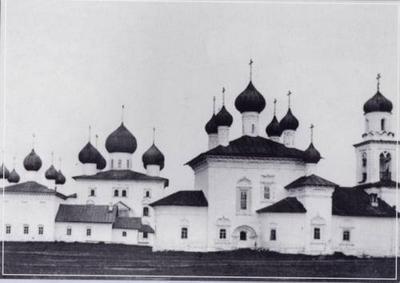 Город Каргаполь Архангельской области