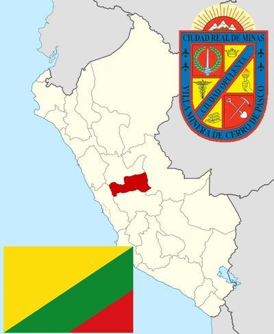 Особенности рациона в перуанском регионе Паско