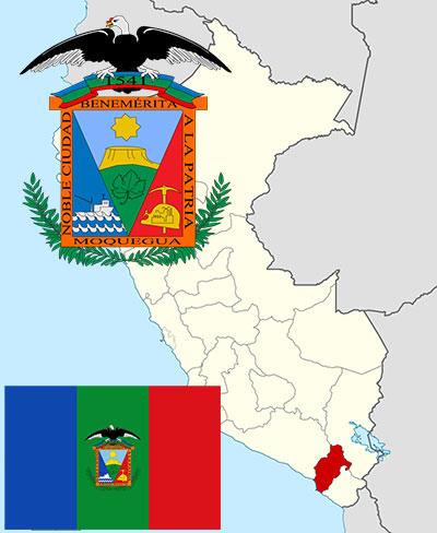 Национальные блюда перуанского региона Мокегуа