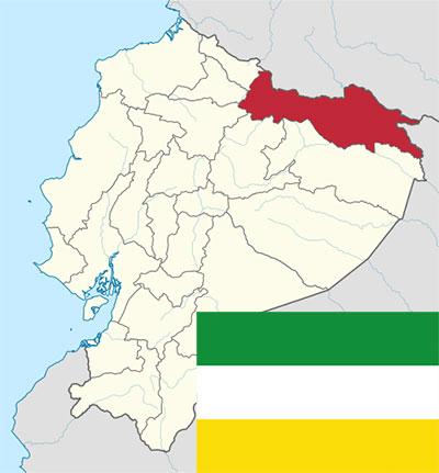 Чем потчует эквадорская провинция Сукумбиос?