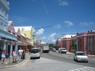 Гамильтон — одна из самых маленьких в мире столиц